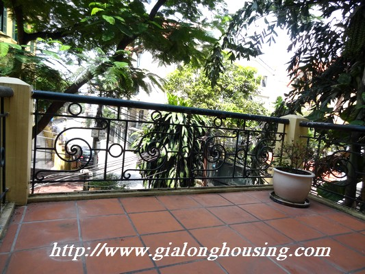 Charming House for rent in To Ngoc Van street,tay ho 19