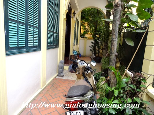 Charming House for rent in To Ngoc Van street,tay ho 2