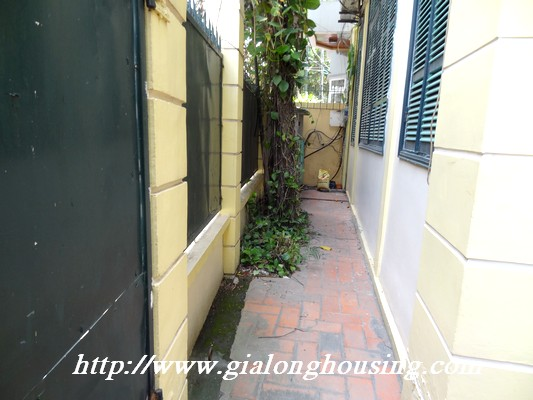 Charming House for rent in To Ngoc Van street,tay ho 3