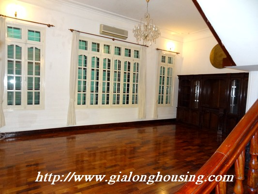 Charming House for rent in To Ngoc Van street,tay ho 6
