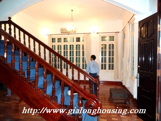 Charming House for rent in To Ngoc Van street,tay ho 7