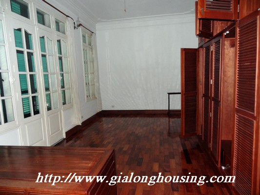 Charming House for rent in To Ngoc Van street,tay ho 8