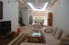 Charming villa for rent in Ciputra urban area
