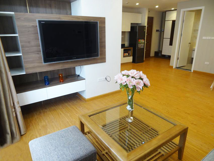 Corner apartment in Hong Kong Tower for rent