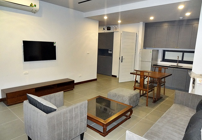 Cozy and modern apartment in Tu Hoa, near Xuan Dieu for rent