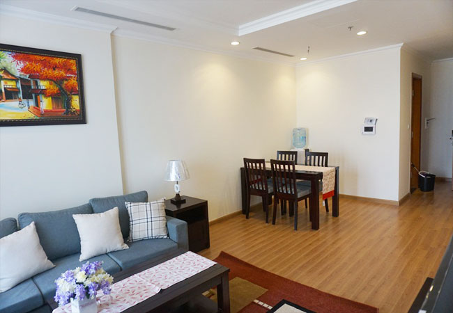 Cozy apartment with 2 bedroom in Vinhomes Nguyen Chi Thanh