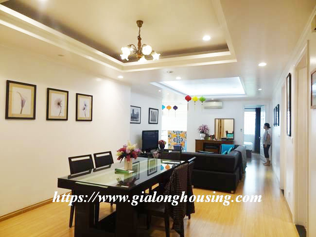 Cozy apartment with open balcony in E 4 building, Ciputra