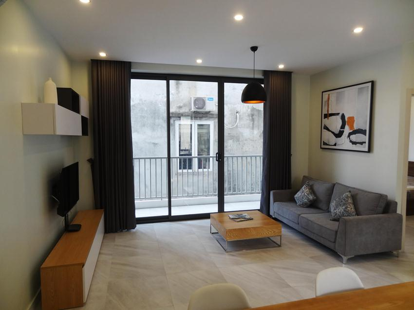 Cozy brand new apartment in Hoang Hoa Tham for rent