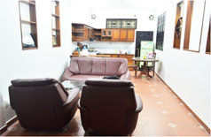 Cozy house for rent in Cua Bac street, Hoan Kiem district