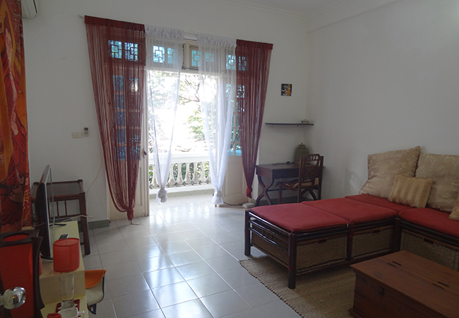 Cozy house in Hoang Hoa Tham for rent