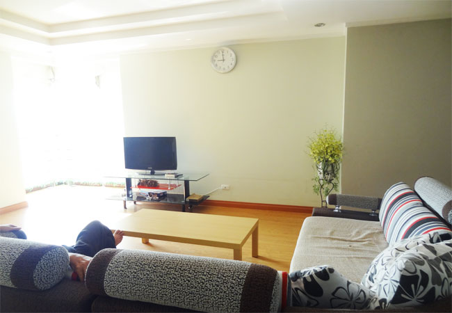 E1 nice apartment for rent with full furniture
