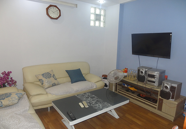Four bedroom house in Doi Can for rent