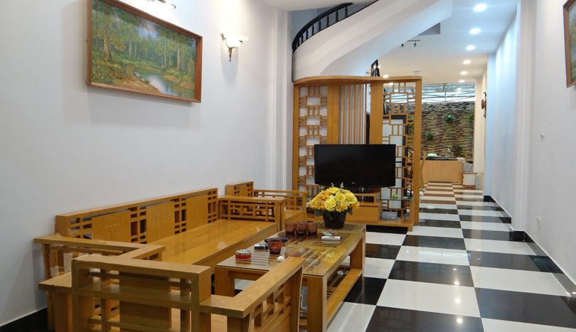 HOT PROMOTION: Four bedroom nice house in Dao Tan for rent
