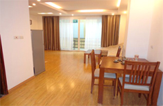 Fully furnished apartment for rent in Hoan Kiem