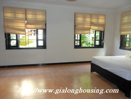 Full furnished villa for rent in Ciputra Urban 10