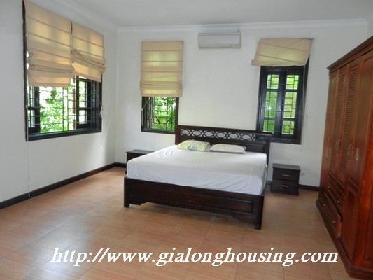 Full furnished villa for rent in Ciputra Urban 11