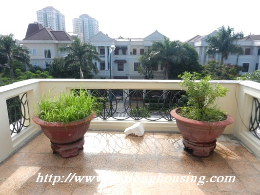 Full furnished villa for rent in Ciputra Urban 14