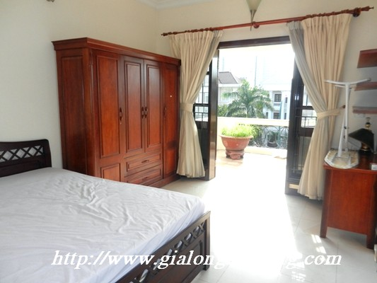 Full furnished villa for rent in Ciputra Urban 15