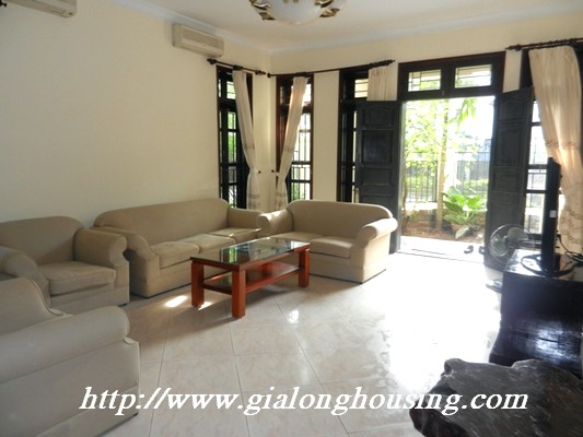 Full furnished villa for rent in Ciputra Urban 19