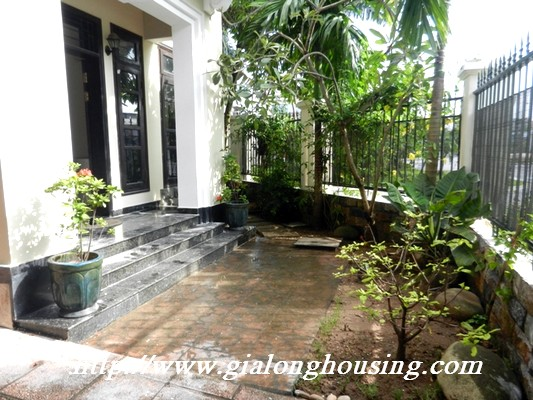 Full furnished villa for rent in Ciputra Urban 2