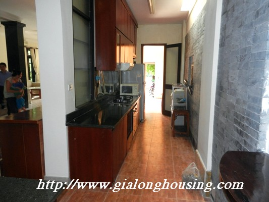 Full furnished villa for rent in Ciputra Urban 4