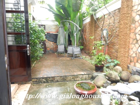 Full furnished villa for rent in Ciputra Urban 5