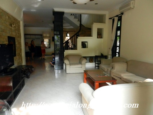 Full furnished villa for rent in Ciputra Urban 6