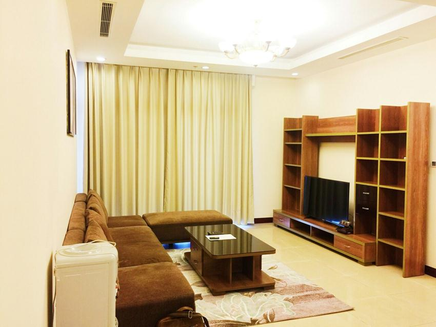 Fully furnished 2 bedroom apartment at R1 Royal City