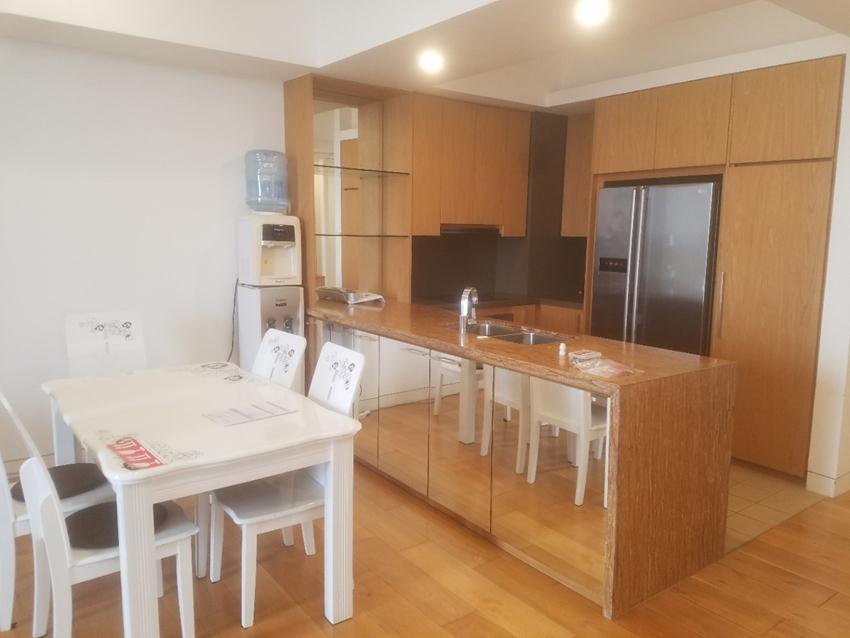 Fully furnished 3 bedroom apartment in Indochina Plaza Hanoi