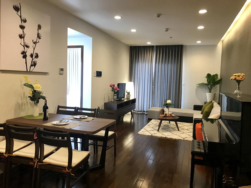 Fully furnished 3 bedroom apartment in Lancaster for rent