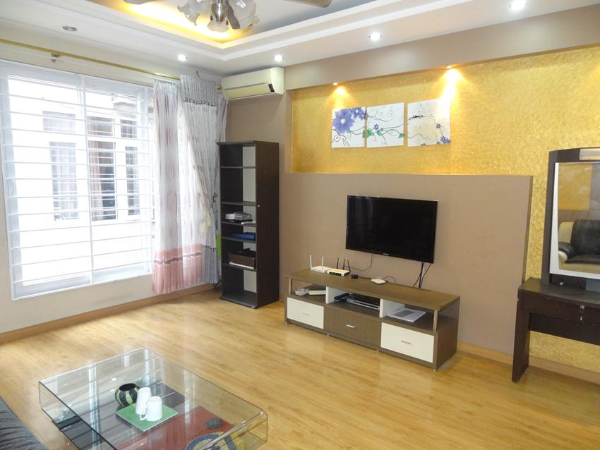 Fully furnished 3 bedroom house in lane 12 Dao Tan