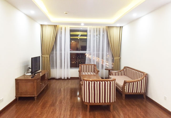Fully furnished apartment for rent in high floor