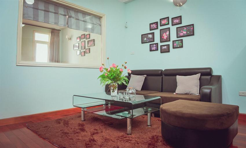 Fully furnished apartment in Cat Linh, near Pullman hotel