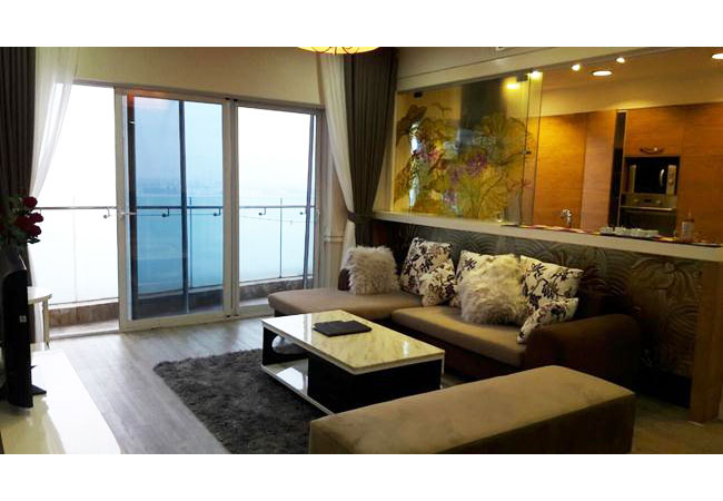 Fully furnished apartment in Golden Westlake with 2 bedrooms