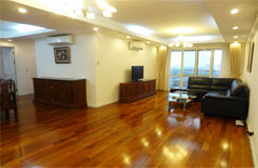 Fully furnished apartment in high floor, Ciputra urban area