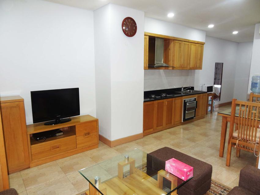 Fully furnished apartment in Kim Ma for rent