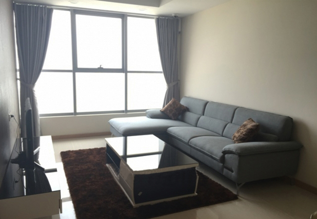 Fully furnished apartment in Thang Long number one