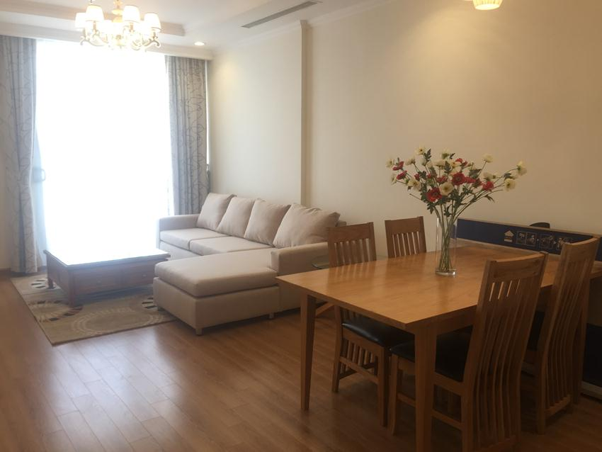 Fully furnished apartment in Vinhomes Nguyen Chi Thanh