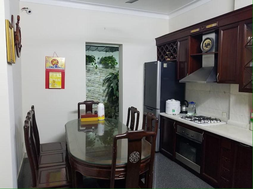 Fully furnished house in Doi Can with 03 bedrooms