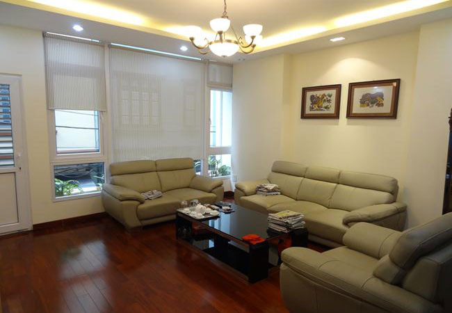 Fully furnished house with inside lift for rent near Lotte center