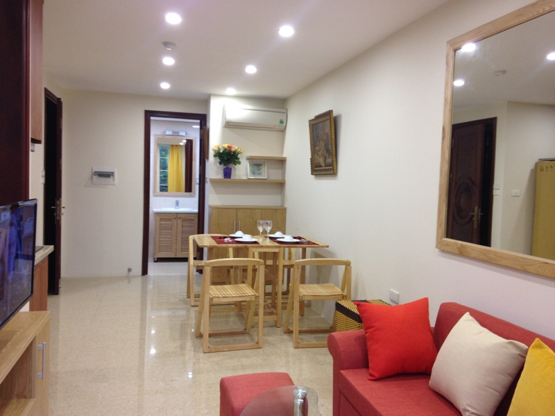 Giang Vo brand new serviced apartment for rent