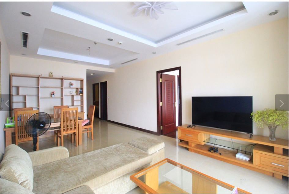 High floor apartment in R4 for rent with good price