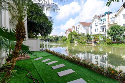 Hoa Sua 4 bedroom villa for rent