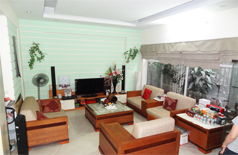 House for rent in Giang Vo street,nice furnished