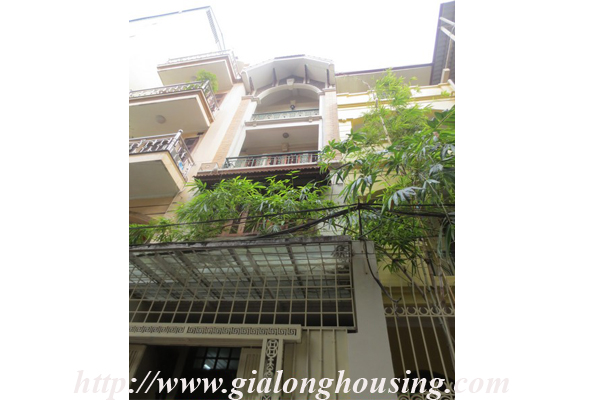 House for rent in Hai Ba Trung district, Hanoi 1