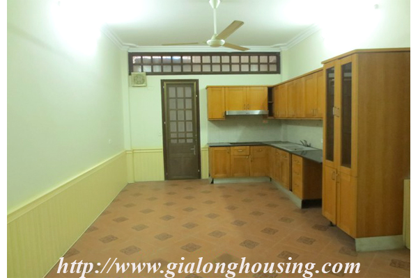 House for rent in Hai Ba Trung district, Hanoi 2