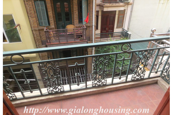 House for rent in Hai Ba Trung district, Hanoi 6
