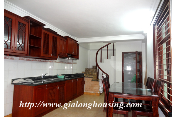 House for rent in Hanoi city center 1