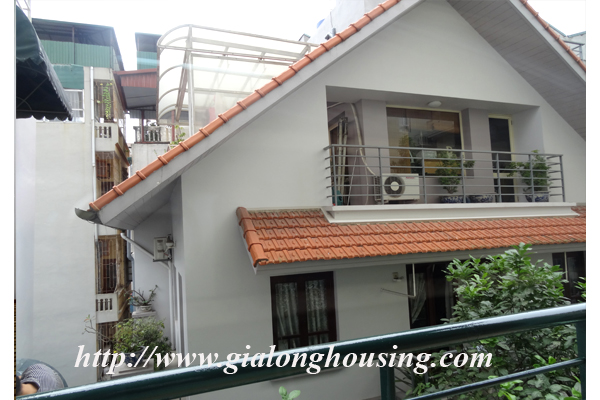 House for rent in Hanoi city center 10