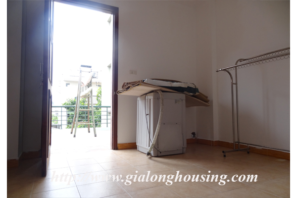 House for rent in Hanoi city center 11